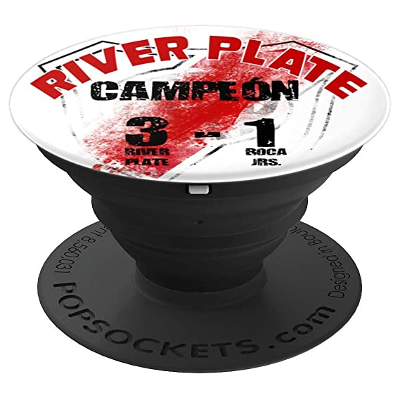 River Plate champion Final Copa Libertadores - PopSockets Grip and Stand for Phones and Tablets