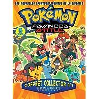Coffret Pokemon 5 DVD - N°1 [Édition Collector]