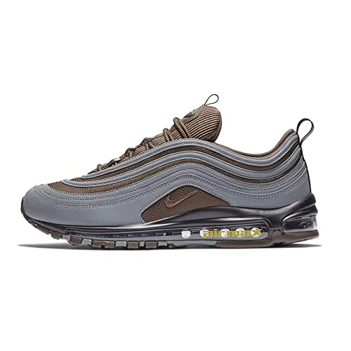 reputable site 5790a 04a81 Nike Air Max 97 Premium, Scarpe da Fitness Uomo, Multicolore (Cool Grey  ...