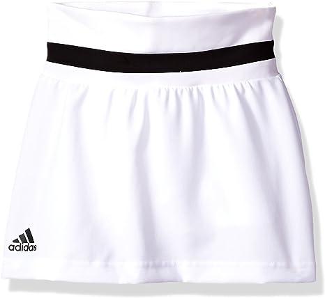 adidas Falda de Tenis para niña Hi-Res Aqua, Falda de Tenis para ...