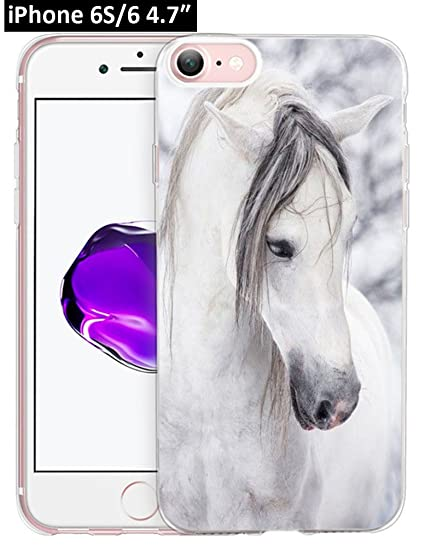 iphone 6 horse phone case