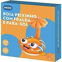 Boia Inflável Peixinho Fralda/Para-Sol Mor