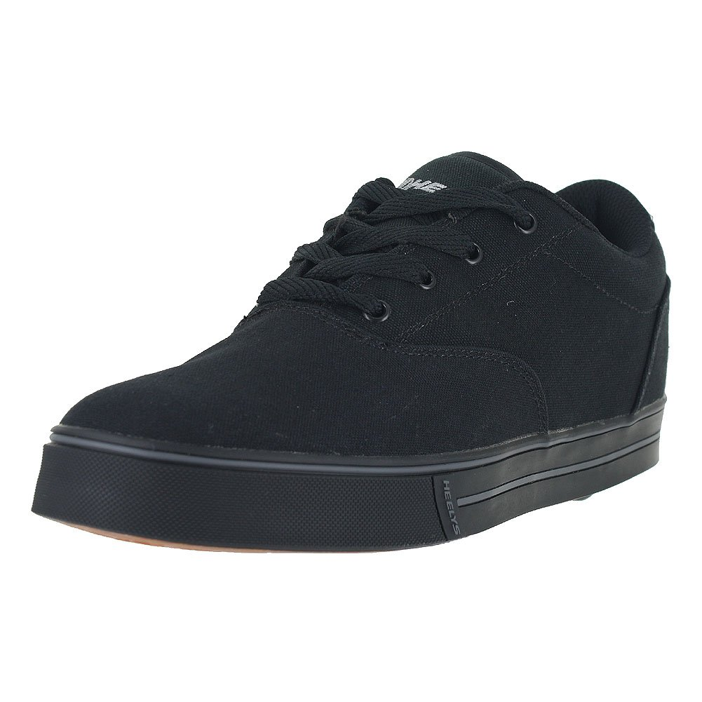 Heelys Adult Men Launch Skate Shoes (12 D(M) US Men, Black) by Heelys (Image #1)