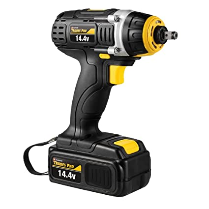 The Best Cordless Impact Wrench 4