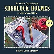 Holmes unter Verdacht (Sherlock Holmes - Die neuen Fälle 9) | Eric Niemann