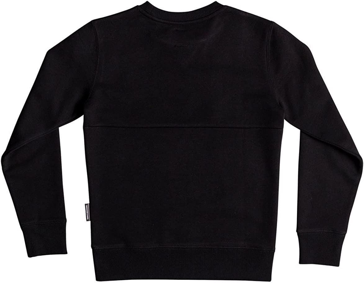 DC Shoes Glenridge Sweatshirt pour Gar/çon 8-16 Ans EDBFT03137