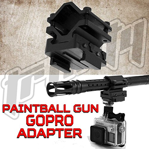 Paintball Barrel Adapters - 9