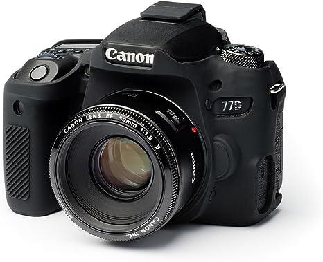 Easycover ECC77DB Estuche para cámara fotográfica: Amazon.es ...