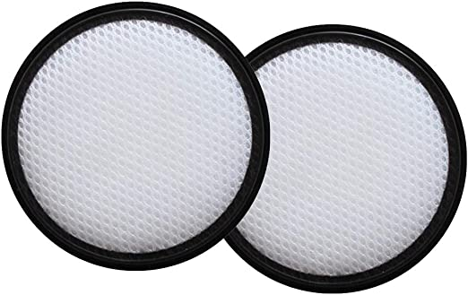FiedFikt 2 filtros HEPA de Repuesto para aspiradoras Proscenic P8, Filtro Hepa, Accesorios de aspiradora de Mano, filtros de micropolvo y Limpieza de filtros de algodón: Amazon.es: Hogar
