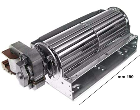 Ventilador tangenziale Motor Izquierda X Horno Nevera Estufa Leña ...