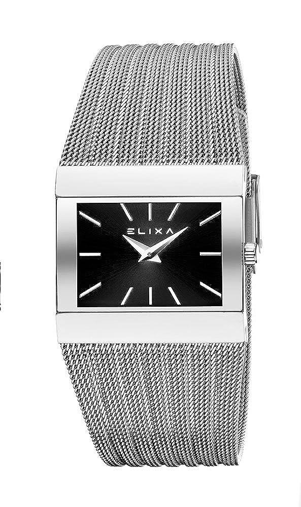 elixa Mujer Reloj De Pulsera Beauty Acero analógico de ...
