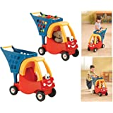 little tikes 618338M Cozy Coupe® Shopping Cart