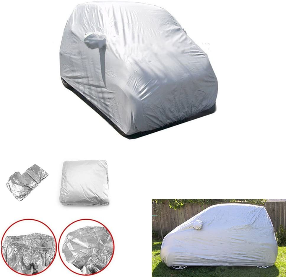 Heavy Duty Car Cover for Smart Roadster UV protection indoor outdoor all weather