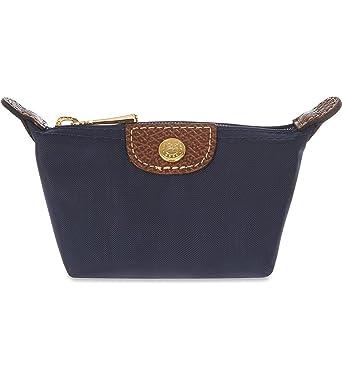 dacdf35d6f44 Longchamp Le Pliage Coin Purse - Navy  Amazon.co.uk  Clothing