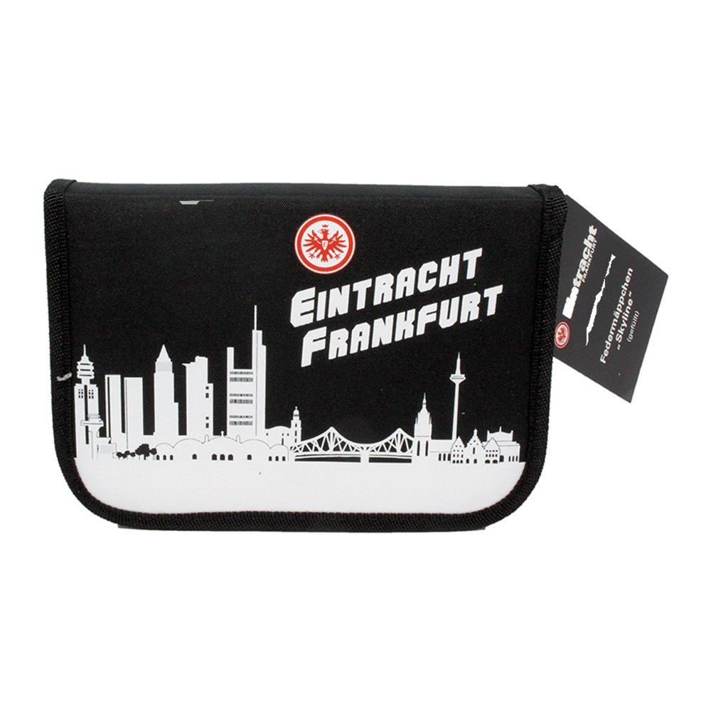 Eintracht Frankfurt gef/üllt Federm/äppchen Skyline