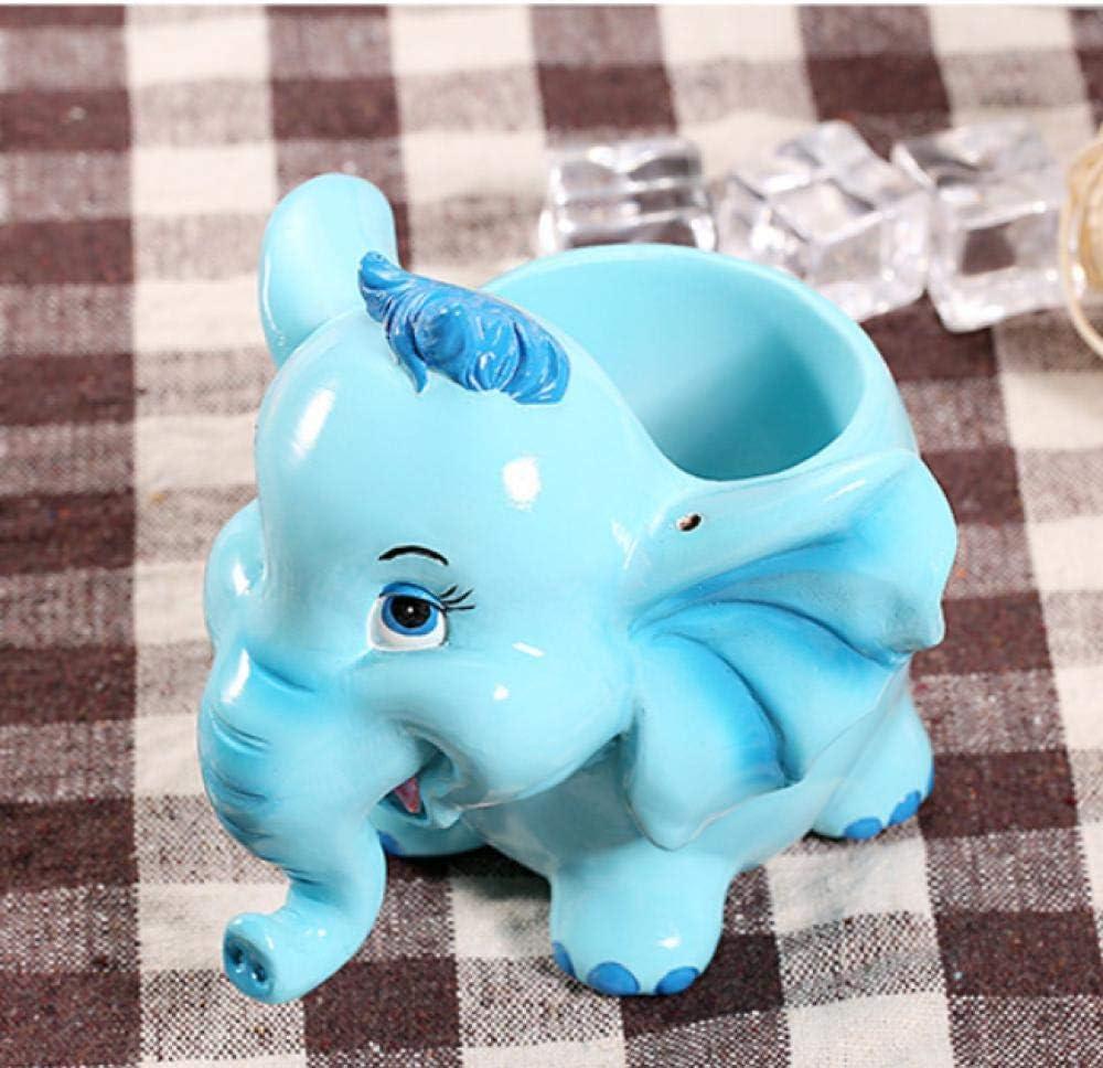 葉巻灰皿, Elephantcartoonanimalpen holderstudentofficehomedesktoppiece