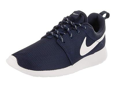 cheaper 75031 4ce11 Amazon.com  Nike Womens Roshe One Midnight NavyWht Running Shoe 12 Women  US  Running