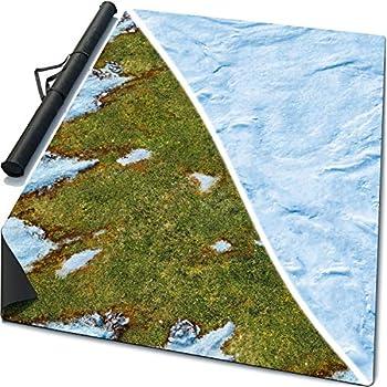 Amazon Com Battle Game Mat 48x48 Dungeons Amp Dragons
