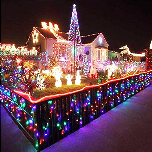 Outdoor Led Christmas Lights That Change Color - 7