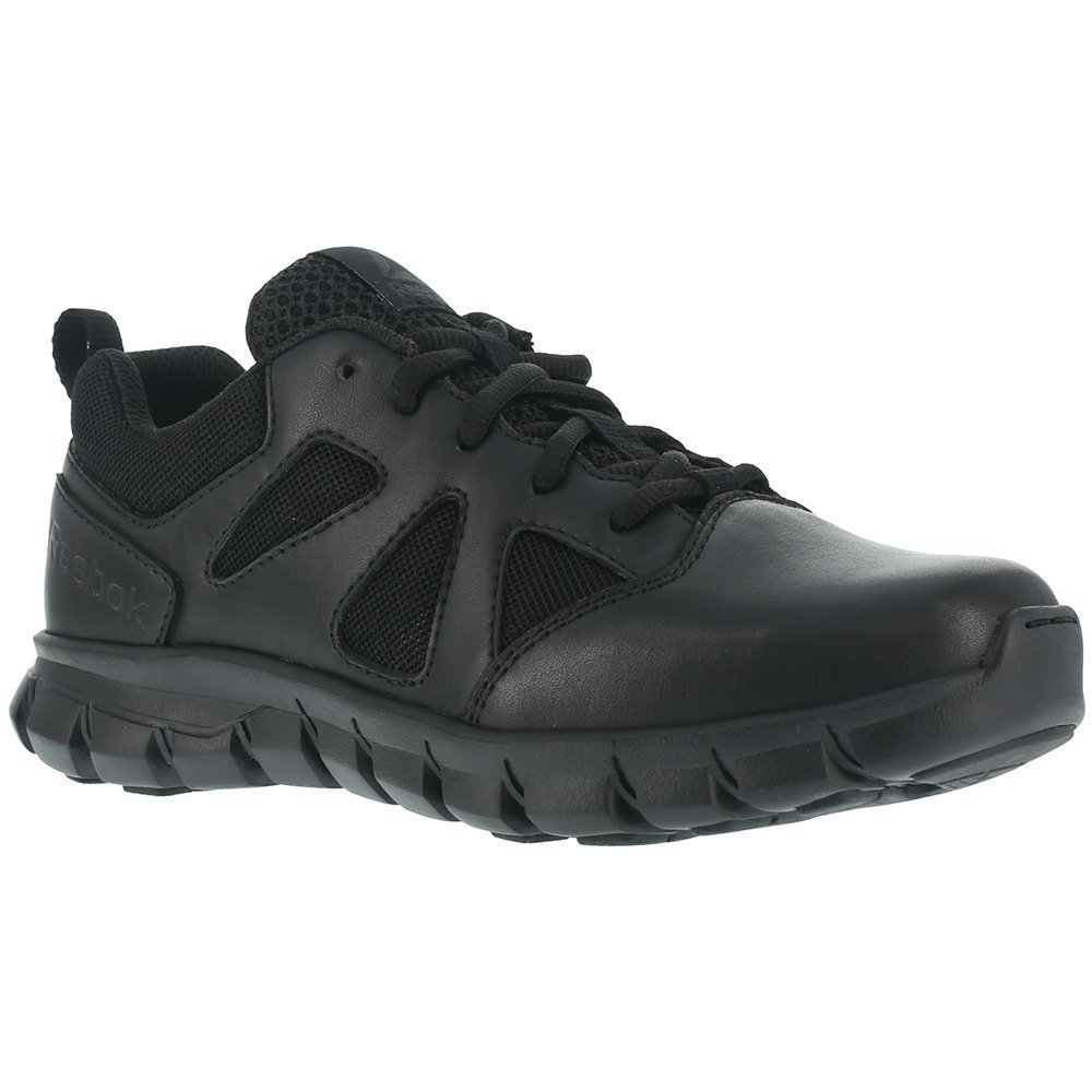 Reebok Women's Sublite Cushion RB815 Military and Tactical Boot, Black, 10 M US