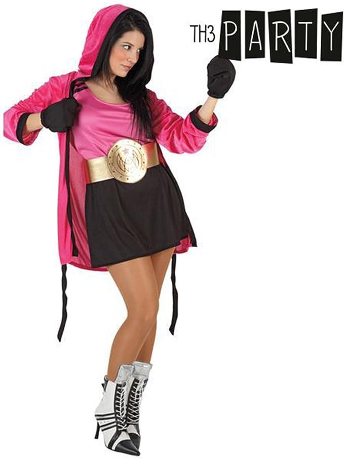 Disfraz para Adultos Th3 Party 819 Boxeadora: Amazon.es: Ropa y ...