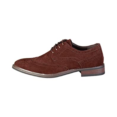 Pierre Cardin - derbies marron GR5010