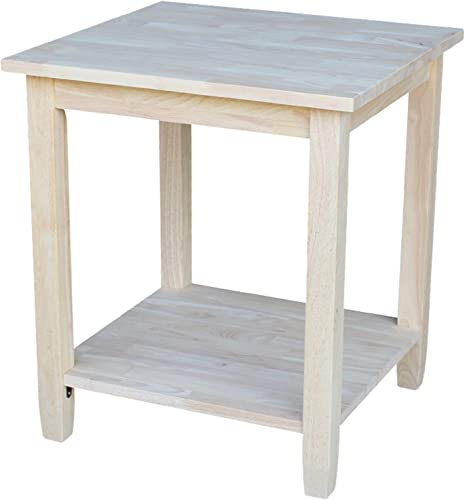 International Concepts Solano End Table