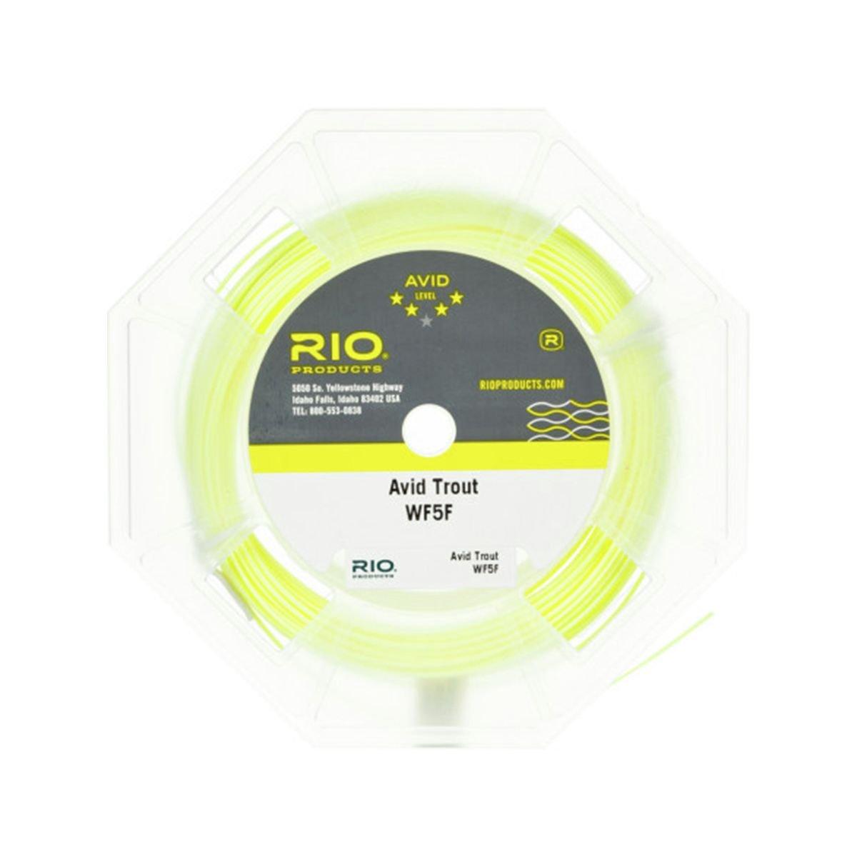 RIO Avid Trout WF Fly Line WF6F