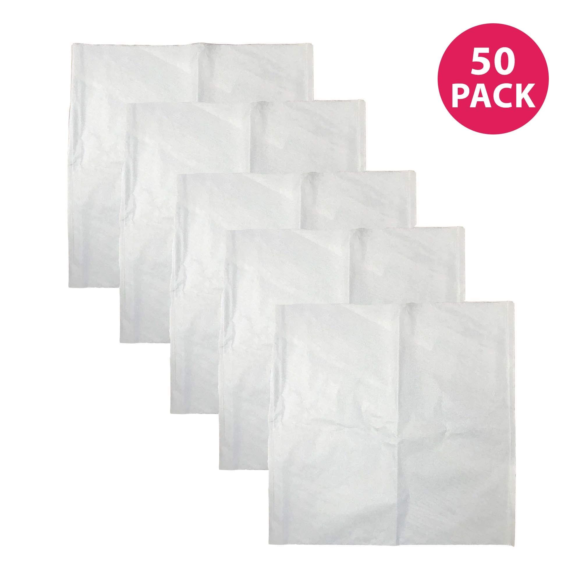 Think Crucial Replacement Coffee Filters Compatible With Toddy Paper Coffee Filter Part - 20.3 x 11.1 x 0.4 - Perfect For Cold Brew System Five (5) Gallon Commercial Cold Brew Brewers (50 Pack)
