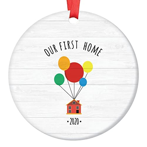 High End Client Christmas Gifts 2020 Amazon.com: Our First Home Ornament Christmas 2020 Keepsake