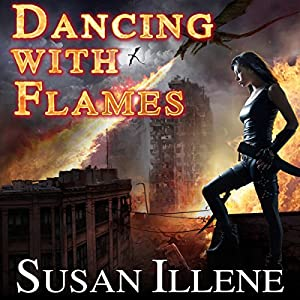 Dancing with Flames Audiobook