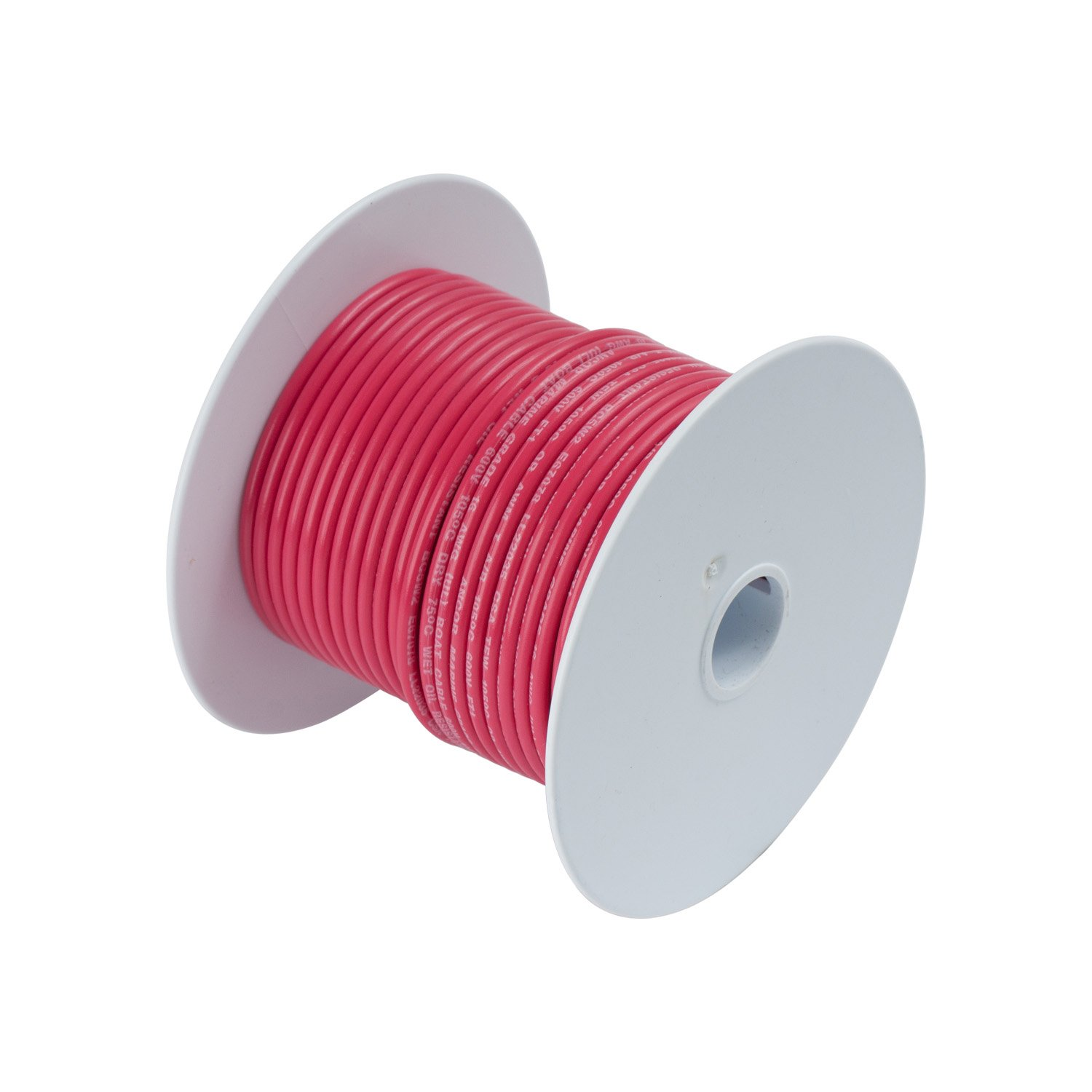 Calterm 52185 Primary Wire 100' 18 AWG, Red