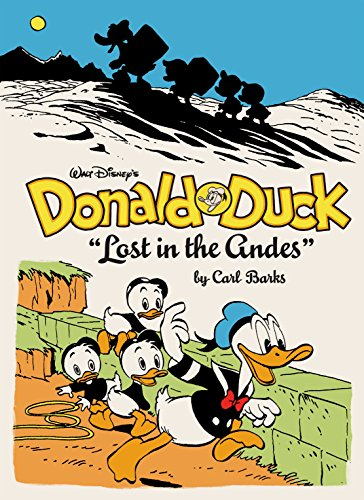 Walt Disney's Donald Duck Vol. 7: Lost in the Andes (The Carl Barks Library)