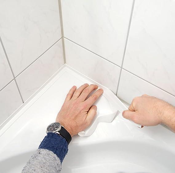 Top AGT Fugendichtungsband: Fugen-Dichtungsband für Badezimmer, Dusche DW74