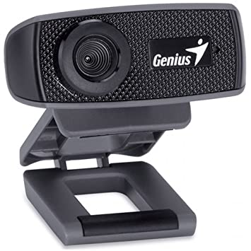 genius facecam 1000x 720p hd webcam with microphone amazon co uk