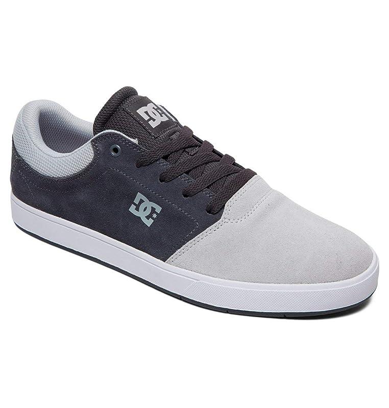 DC Shoes Crisis Sneaker Herren Dunkelgrau/Hellgrau