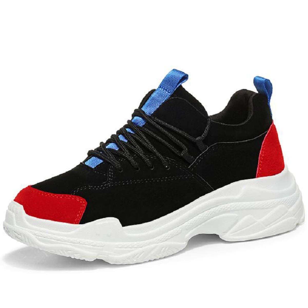 GTVERNH Frauen Schuhe/Sportschuhe Meine Damen Einzelne Schuhe Ihre Schuhe Version Damenschuhe Koreanischen Version Schuhe Herbst Und Winter 3d2949