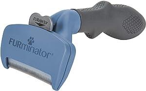 FURminator Undercoat deShedding Tool, For Medium Dogs, Long Hair