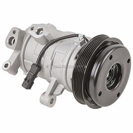 Amazon.com: AC Compressor & A/C Clutch For Chrysler Aspen Dodge Durango Jeep Commander - BuyAutoParts 60-02328NA NEW: Automotive