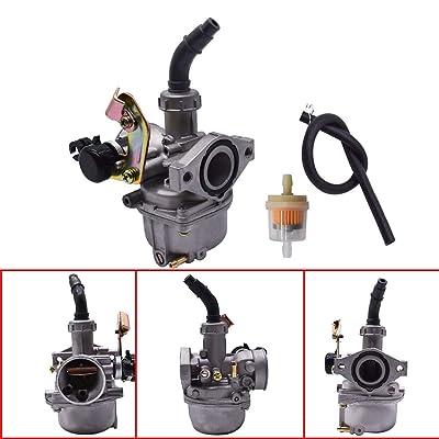 New Carburetor Fit for Polaris Sportsman 90 2007-2014 Outlaw 50 90 2007-2014 Carb: Automotive