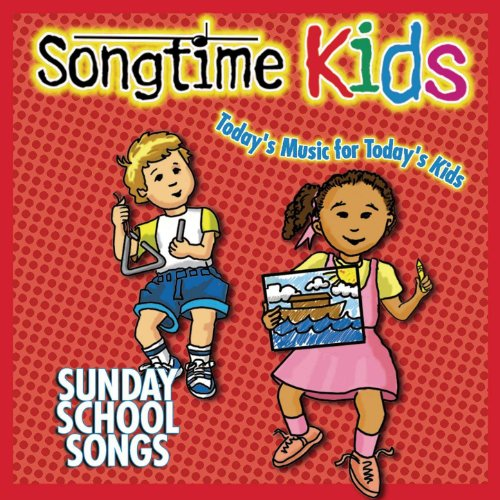 Sunday School Songs Songtime Kids product image