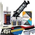 Concrete Foundation Crack Repair Kit - Low Viscosity Polyurethane - FLEXKIT-1050