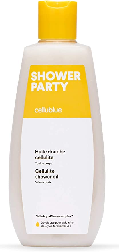 masajeador anticelulítico para ducha