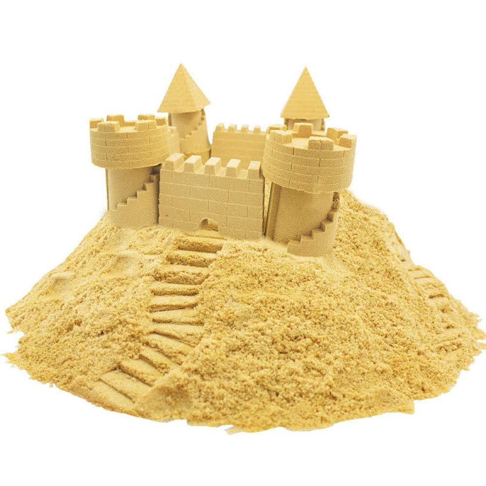 WE-WIN Formbarer magischer Sand-Sandsatz innerhalb des Ersatzbeutel-Pakets f/ür Kinderspielzeug