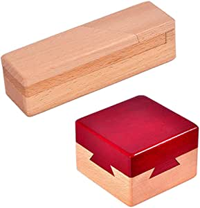 Cajas de Rompecabezas de Madera para Juguetes, 2 Unidades, con ...