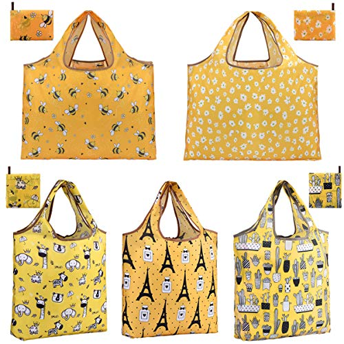reusable shopping foldable washable lightweight