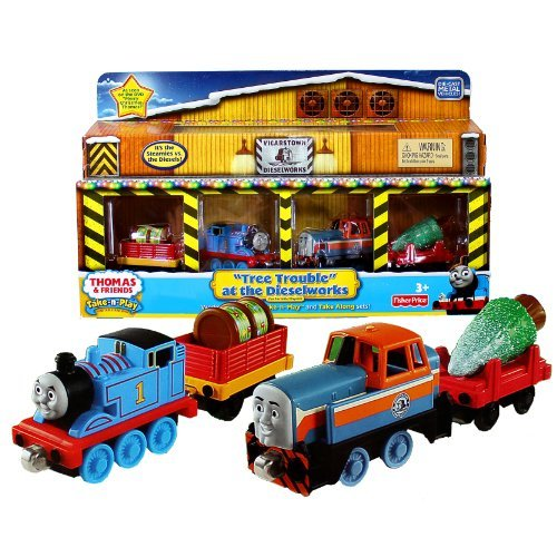 Fisher Price Year 2011 Thomas and Friends As Seen on DVD