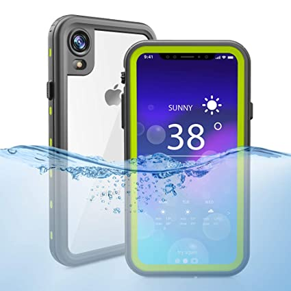 coque iphone xr poussiere