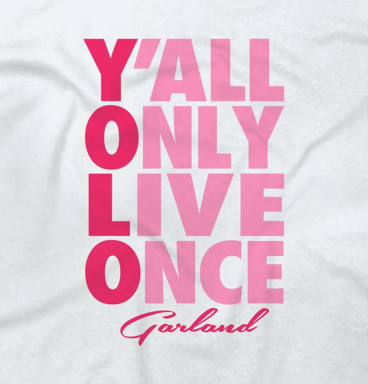 Amazon Brisco Brands Yolo Yall Only Live Once Garland Tx