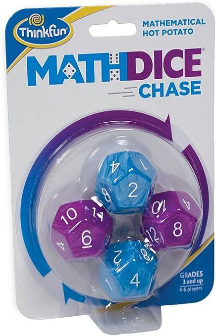 Think Fun Juego de matematicas (1505): Amazon.es: Juguetes y juegos